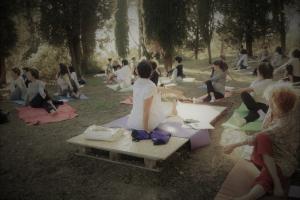 Yoga alla Torre dei Sogni