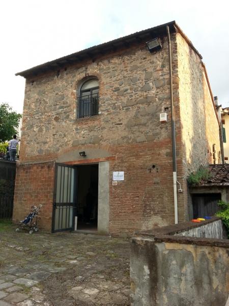 Sala Tongiorgi a Montelupo F.no, sede di Plantago Associazione Culturale