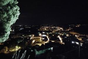 Notturno dal Castello di Montelupo