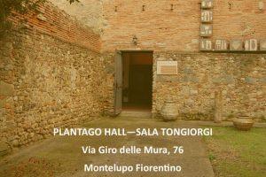 Plantago Hall – Sala Tongiorgi a Montelupo F.no