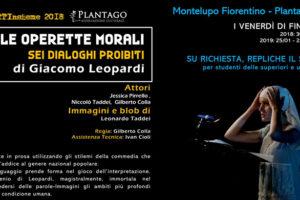 Le operette morali di Giacomo Leopardi
