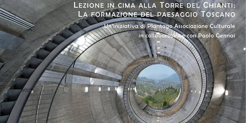 Torre del Chianti, Lezione di Paolo Gennai sul paesaggio Toscano